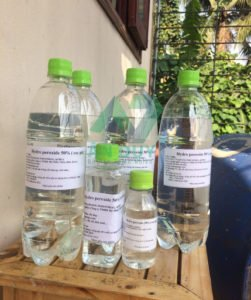 Công thức pha nước rửa tay khô pha bằng cồn y tế