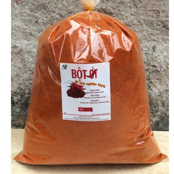 bột ớt siêu cay 1000g
