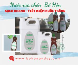 Bồ Hòn thiên nhiên - Xu hướng dùng Bồ Hòn thay thế hóa chất công nghiệp